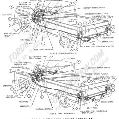 1999 Ford F250 Headlight Wiring Diagram Cat 6 For Wall Plates Uk Truck Technical Drawings And Schematics Section H