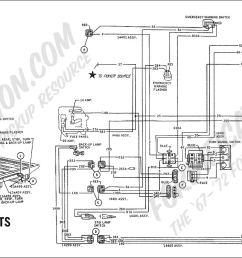ford truck technical drawings and schematics section h wiring rh fordification com 1985 ford f  [ 1778 x 749 Pixel ]