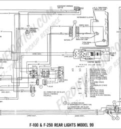 ford truck technical drawings and schematics section h wiring diagrams 1953  ford overdrive wiring diagram 1953