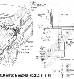 ford f 350 ac wiring diagram 1969 f 100 thru f 350 windshield washer pump models 81 85 [ 1440 x 762 Pixel ]