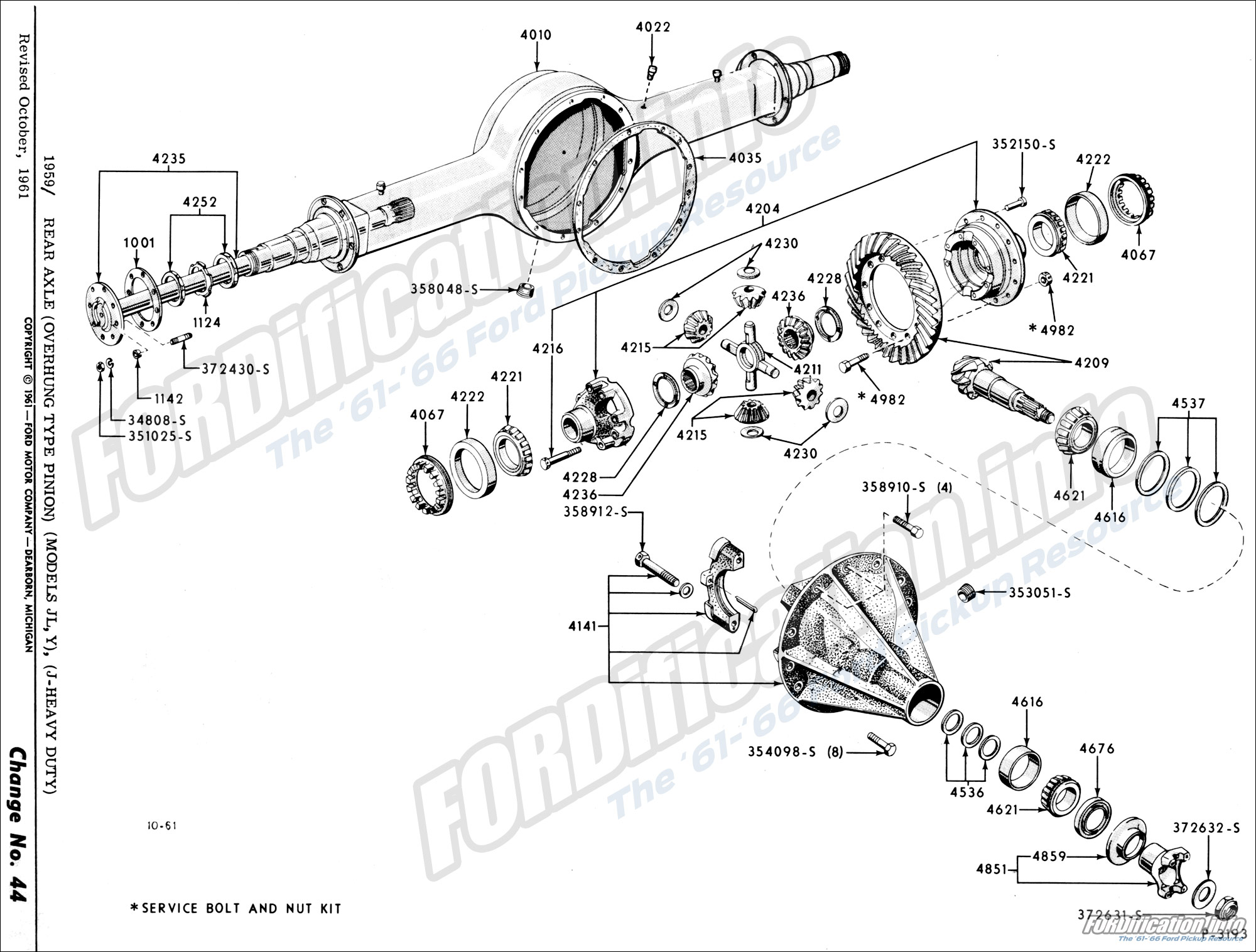 Front Rear Axle Amp Suspension Schematics