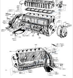 typical cylinder block related parts 6 cylinder 223 o h v engine  [ 1800 x 2242 Pixel ]