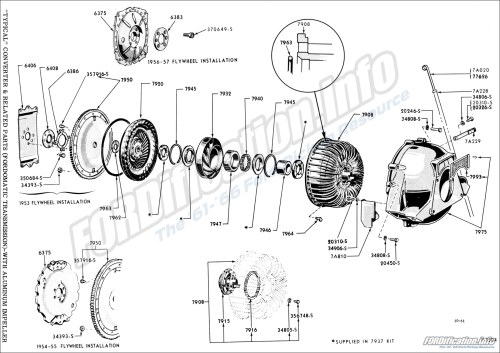 small resolution of drivetrain schematics fordification info the 61 66 ford pickup fordomatic transmission diagram