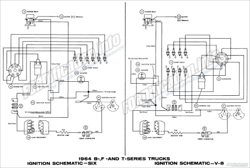small resolution of 1964 f100 brake light diagram wiring diagram technic1964 ford truck wiring diagrams fordification info the