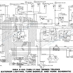 1963 Ford F100 Wiring Diagram Trailer Lights 61 Data 67 Econoline Diagrams Library 1965 1964 Truck