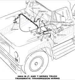 1964 ford truck wiring diagrams fordification info the 61 66 ford pickup resource [ 2664 x 2128 Pixel ]