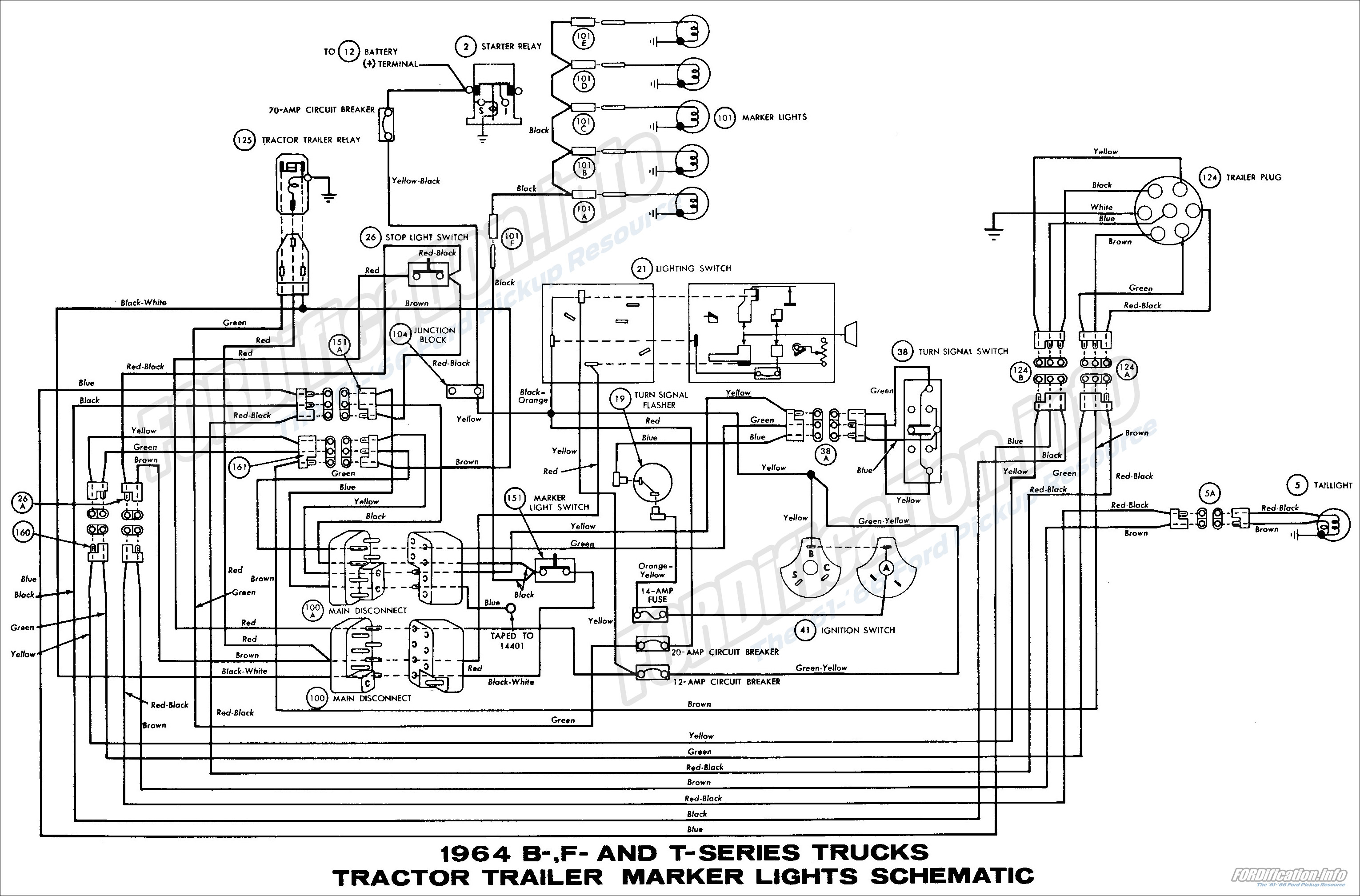 Wiring Diagram For A 1997 Peterbilt Semi 1997 Dodge