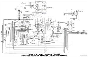 1964 ford truck wiring  wiring online