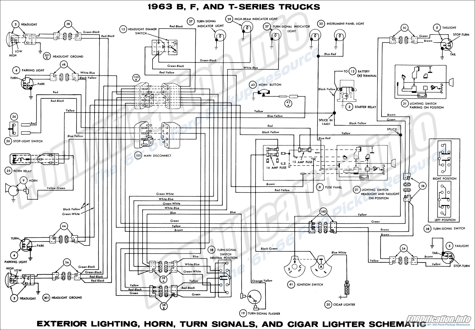 hight resolution of 1963 ford f100 wiring diagram another blog about wiring diagram u2022 rh ok2 infoservice ru 61 61 67 ford econoline