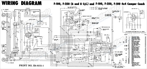 small resolution of 1966 ford truck wiring diagrams fordification info the u002761 u002766click here to view some