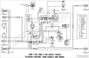 66 F100 Wiring Ignition Switch Diagram  Best Place to