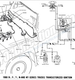 ignition schematic diagram of 1964 ford b f and t series trucks fuel pump schematic diagram of 1964 ford b f and t series trucks [ 1900 x 1228 Pixel ]