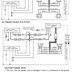 How To Install A Car Stereo System Wiring Diagram For 4 Way Light Switch Help 3979 Am Fm Power Booster Equalizer