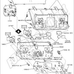 72 Ford F100 Dash Wiring Diagram Lily Printable 1965 Corvette Instrument Best Library