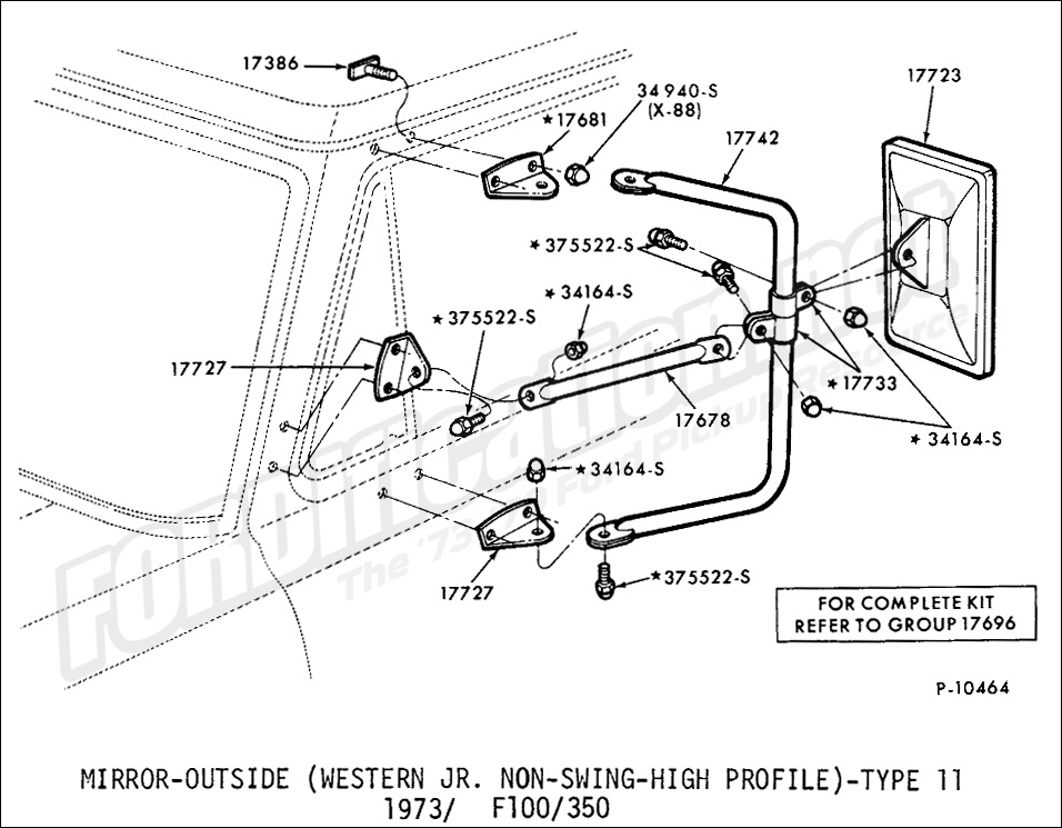 1955 ford f 100 wiring diagram