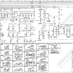 93 Chevy 1500 Starter Wiring Diagram 2002 Yamaha 350 Warrior 1976 Toyota Land Cruiser 1979 F250 Data1973 Ford Truck Diagrams U0026 Schematics Fordification