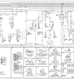 1973 1979 ford truck wiring diagrams schematics fordification net rh fordification net charging diagram 1979 ford [ 3785 x 1922 Pixel ]