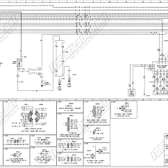 2016 Ford F150 Tail Light Wiring Diagram Meyer Plow Switch 73 F 250 Data 1973 1979 Truck Diagrams Schematics Fordification Net Ignition