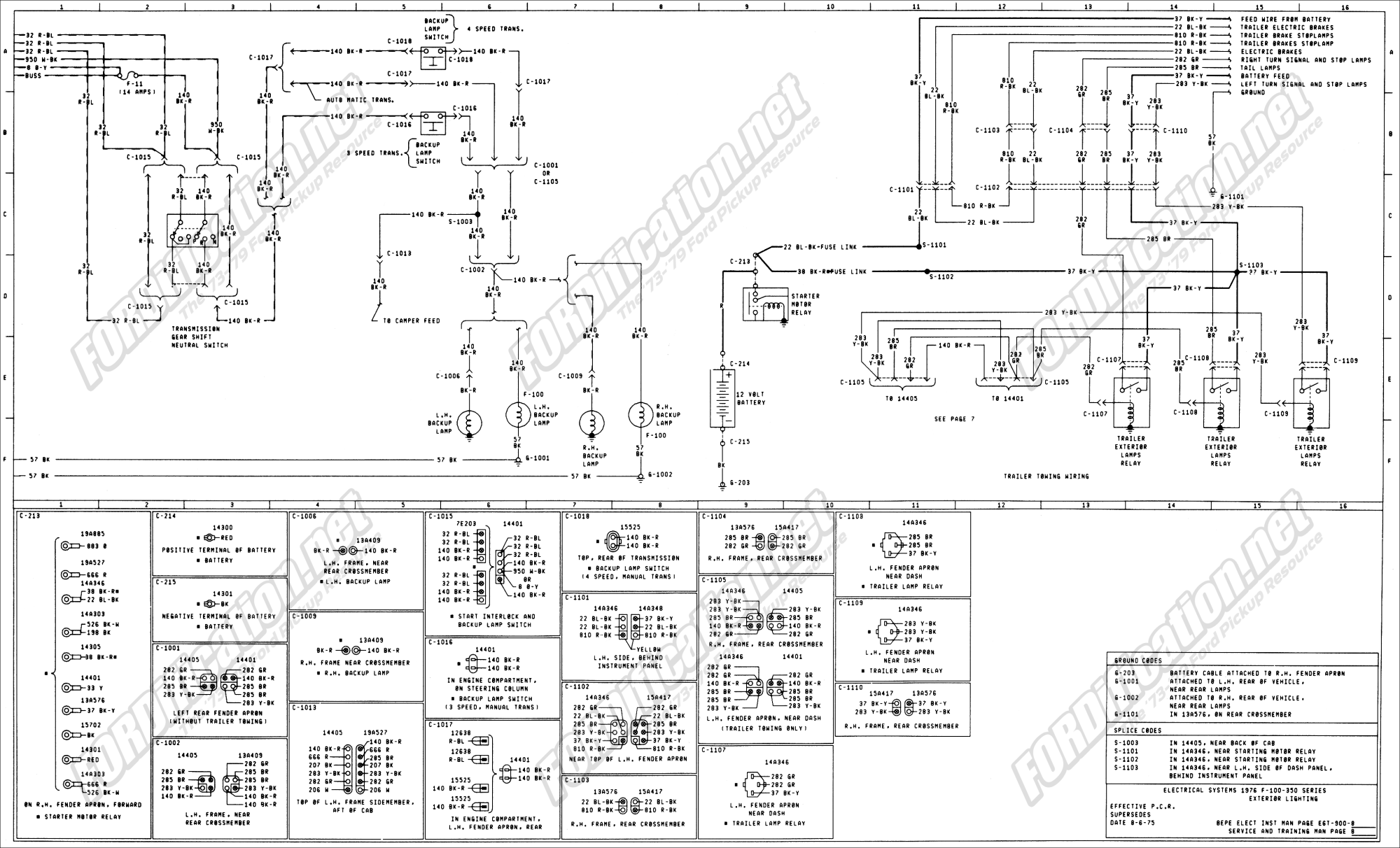 hight resolution of turn signal flasher brakes light fuses blowing out 1999 ford motorhome chassis schematic 2013 ford f53 wiring diagram