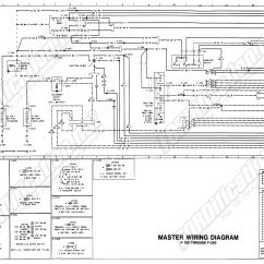 2001 Ford F150 Headlight Wiring Diagram Paslode F350s Parts 1973 1979 Truck Diagrams Schematics Fordification Net