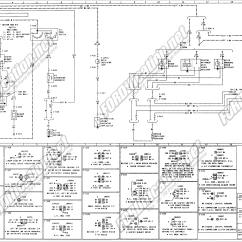 Engine Wiring Diagrams 2 Lamp T8 Ballast Diagram 1973 1979 Ford Truck Schematics Fordification Net