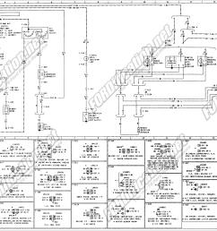 1973 1979 ford truck wiring diagrams schematics fordification net 97 ford f 250 wiring schematic 79 ford f 250 wiring schematic [ 3718 x 2258 Pixel ]