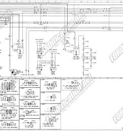 1973 1979 ford truck wiring diagrams schematics fordification net 2003 ford econoline van fuse box diagram 1979 ford e150 wiring diagram [ 3715 x 2271 Pixel ]