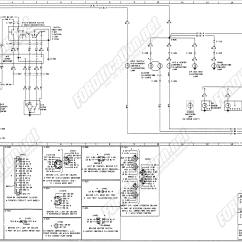 2001 Ford F150 Headlight Wiring Diagram Electric Garage Door Opener 1973 1979 Truck Diagrams Schematics Fordification Net