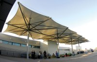 Tnesile Fabric Canopies | Tensile Fabric Structures ...