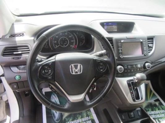 2013 Honda Cr V Ex L