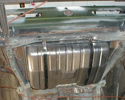 1967 Mustang Gauge Wiring Diagram Gas Tank Upgrade