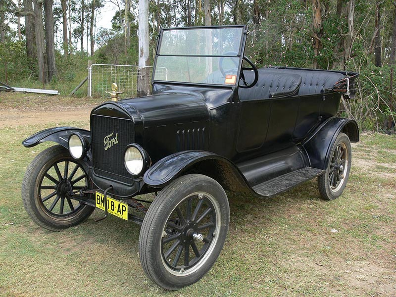 1924 ford model t wiring diagram 1998 explorer engine 1913 closed cab pick up truck vintage the