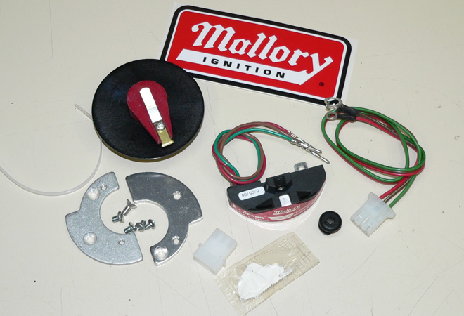 pertronix ignition wiring diagram human airway points conversion kits, mallory e-spark, ignitor - fordmuscle.com