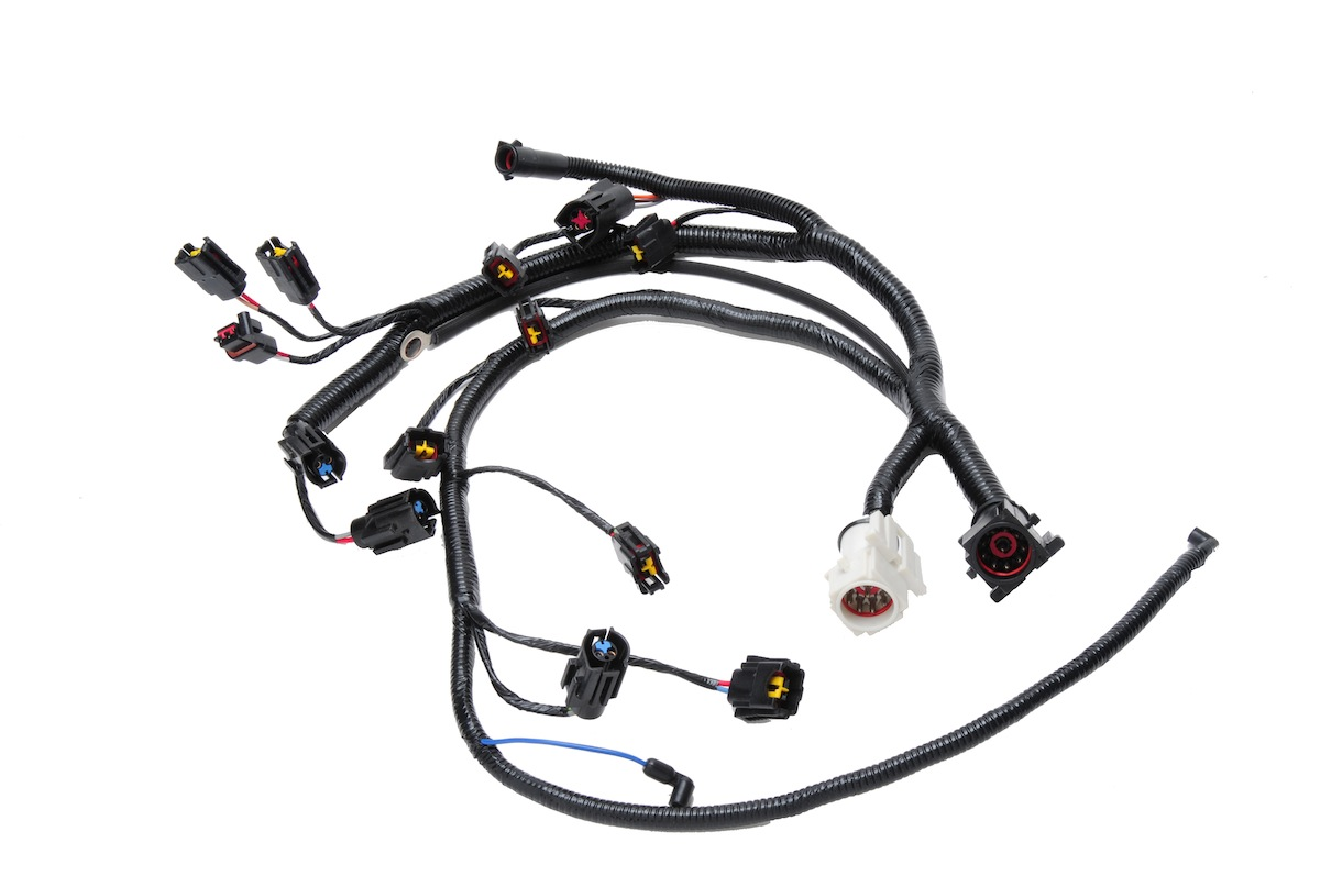 Ron Francis Wiring S Fox Body Fuel Injection Harness