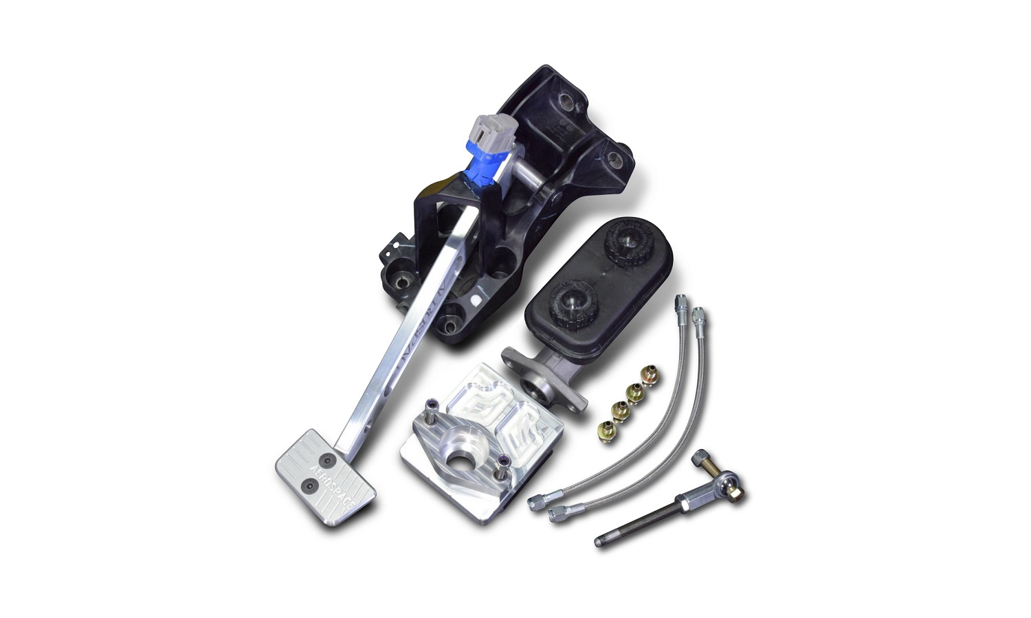 Aerospace Releases Manual Brake And Pedal Kit For S550