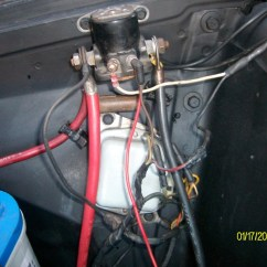 2004 Ford F150 Starter Solenoid Wiring Diagram Single Voice Coil Subwoofer Diagrams No Electrical Power - Muscle Forums : Cars Tech Forum