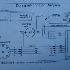 Duraspark Wiring Diagram Ford Golf Cart Battery Ez Go Ii Question Page 2 Muscle Forums