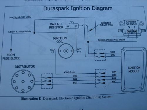 small resolution of duraspark ii wiring question page 2 ford muscle forums ford 1987 ford bronco ignition wire schematics 1989 ford electronic ignition wiring