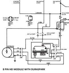 dodge ignition module with a duraspark page 2 ford muscle forums ignition module wiring click image [ 964 x 985 Pixel ]