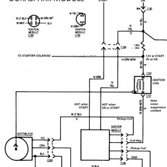 Ford Duraspark 2 Wiring Diagram Sewing Machine Bobbin Threading Dodge Ignition Module With A - Page Muscle Forums : Cars Tech Forum