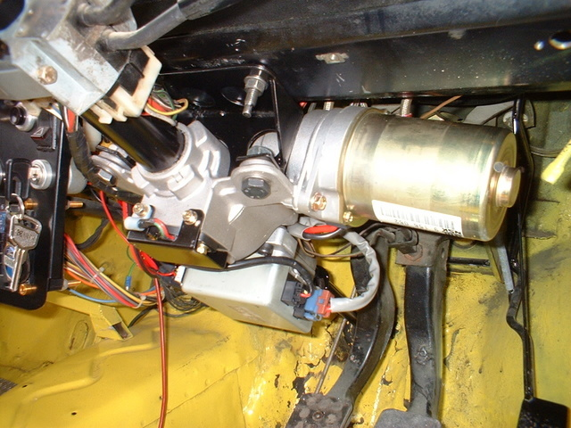 chevy equinox motor diagram 2002 suzuki sv650 wiring $100 power steering? yes you can. use column electric assist system (epas) ! - ford muscle ...