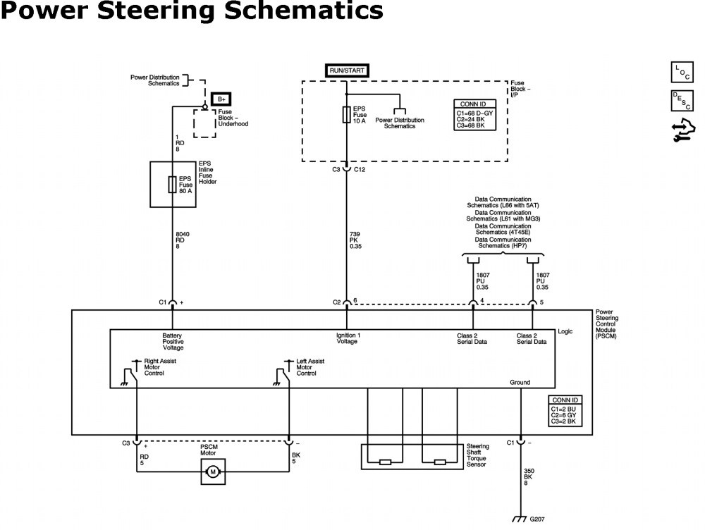Koyo Electric Power Steering Wiring Diagram : 43 Wiring