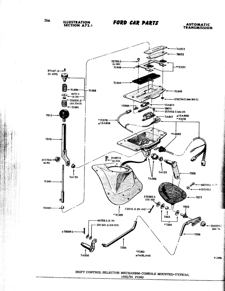 Diagrams Wiring : 1964 Galaxie 500 Xl Wiring Diagram