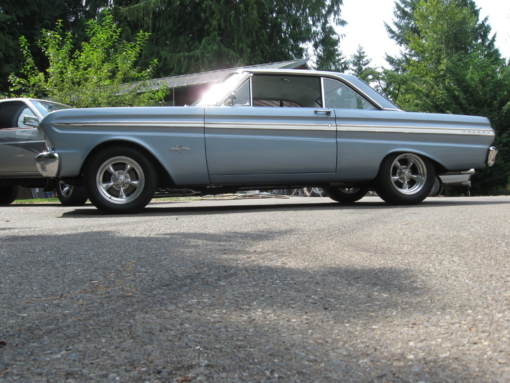 1964 Falcon Wiring Help Needed Ford Muscle Forums Ford Muscle