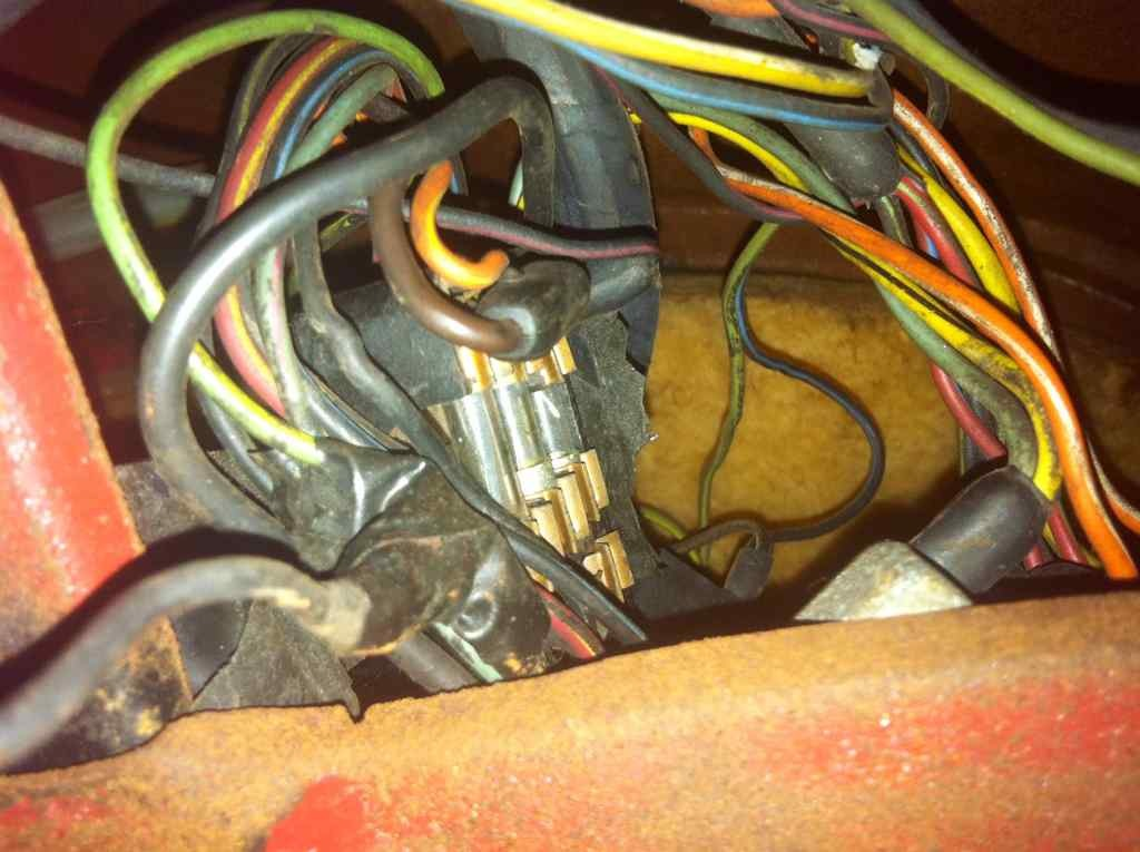 ford starter wiring diagram 2004 silverado radio 63 comet fuse box - muscle forums : cars tech forum