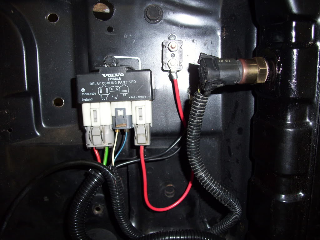 hight resolution of volvo fan control wiring wiring diagram files a taurus electric fan controller wiring with a volvo