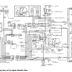 1955 Ford Fairlane Wiring Diagram 22re Injector 1964 Falcon - Help Needed Muscle Forums : Cars Tech Forum