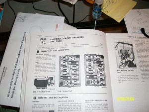 Fuse box layout for my '63  Ford Muscle Forums : Ford Muscle Cars Tech Forum