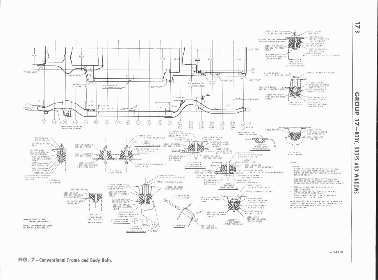 hight resolution of 1962 ford frame diagram wiring diagram schematics rh ksefanzone com 1960 ford 1962 ford galaxie