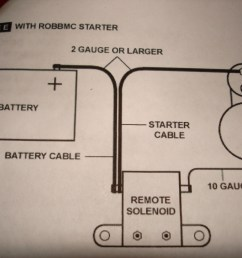 starter wiring install question ford muscle forums fordclick image for larger version name 340 jpg views [ 1102 x 827 Pixel ]